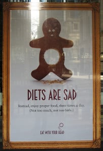 Why I Am Against Diets Part 2