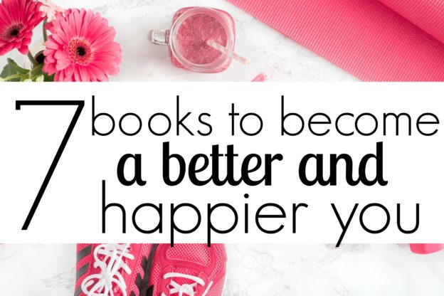Check out this list of books to become a better and happier you. This is such an awesome and helpful list.