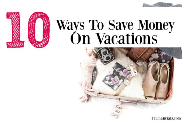 Check out these 10 ways to save money on vacations. This is such a great list!