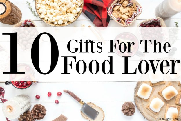 Check out this list of gifts for any foodie. This is such a great list filled with creative gifts.