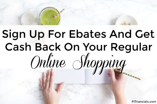 Find out how to make cash back on your regular shopping that you already do online. This is such an easy way to make side income. $10 sign up included in the link.