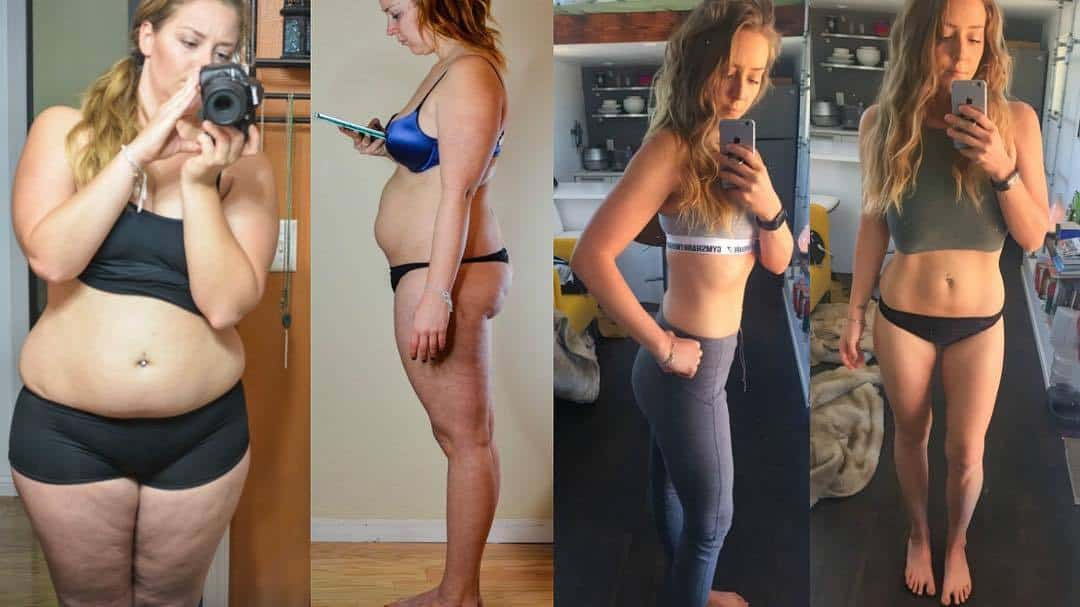 How YouTube Star Hannah Lost Over 70 Pounds With A Plant ...