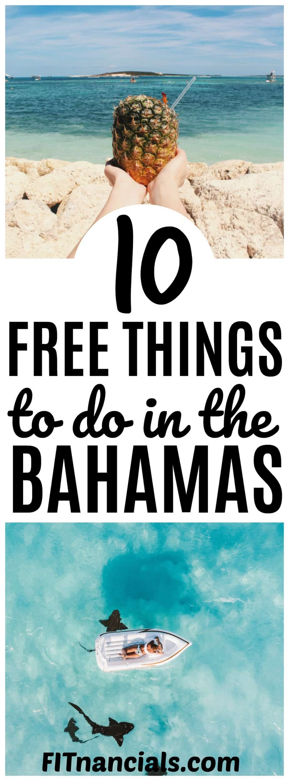 10 Free Things To Do In The Bahamas #bahamas #nassau #eleuthera