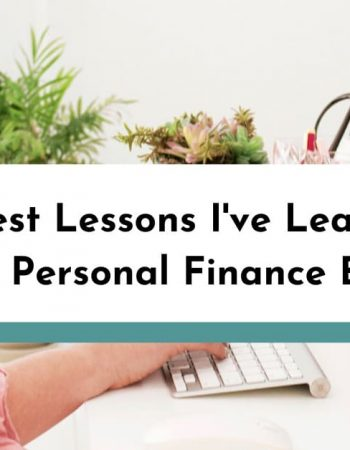 10 Best Lessons From Personal Finance Books