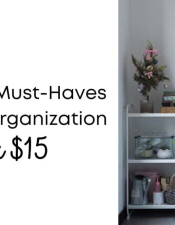 15 Amazon Must-Haves For Home Organization Under $15
