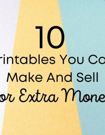 10 Printables You Can Make And Sell On Etsy