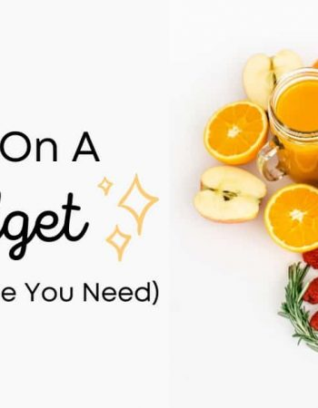 Vegan On A Budget (The Only Guide You Need)