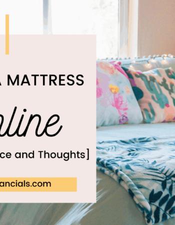 Tuft & Needle Mattress Review [Should You Buy A Mattress Online?]