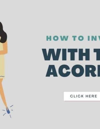 How To Invest With The Acorns App